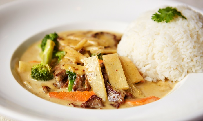 Satay - Lakeview: $15 for $20 Worth of Asian Cuisine at Satay