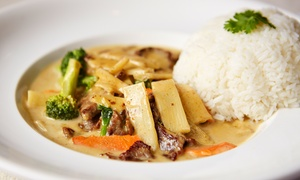 Satay: $15 for $20 Worth of Asian Cuisine at Satay