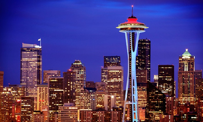 Seattle Trivia Crawls - Alki: Bar Trivia Pub Crawl for Two or Four from Seattle Trivia Crawls (Up to 52% Off)