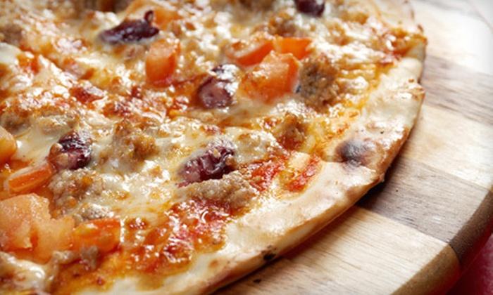 Gregory's Restaurant & Pizza Pub - Wilbraham: Italian Dinner for Two or Four at Gregory's Restaurant & Pizza Pub (Up to 52% Off)
