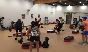 Group X Fitness: Four Weeks of Membership and Unlimited Fitness Classes at Group X Fitness (75% Off)
