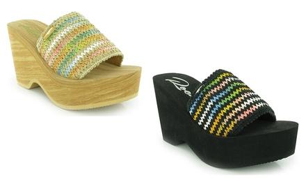 Rocket Dog Women's Wedge Sandals