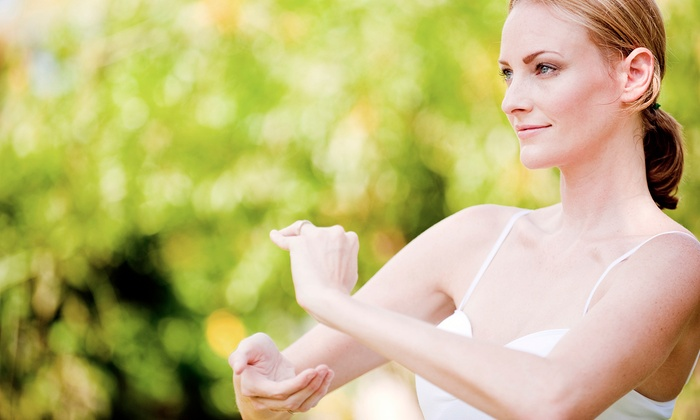 Spectrum Wellness Center - Old Tappan: 5 or 10 Yoga or Fitness Classes at Spectrum Wellness Center (Up to 65% Off)