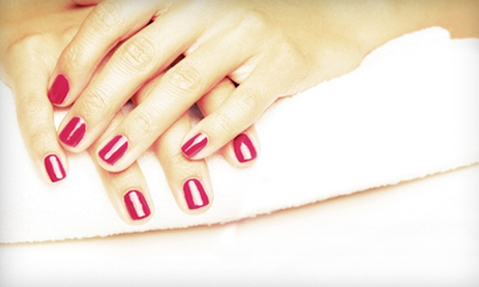 Michael D Anthony's - Countryside: One or Two No-Chip Manicures at Michael D Anthony's (51% Off)