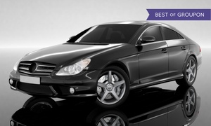 Pro Wash Auto Spa: $120 for Window Tinting for a Full Car at Pro Wash Auto Spa ($200 Value)