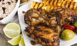 Jamaican Meal For Two Or Four With Appetizers And Entrees At Little Negril Jamaican Restaurant (36% Off)