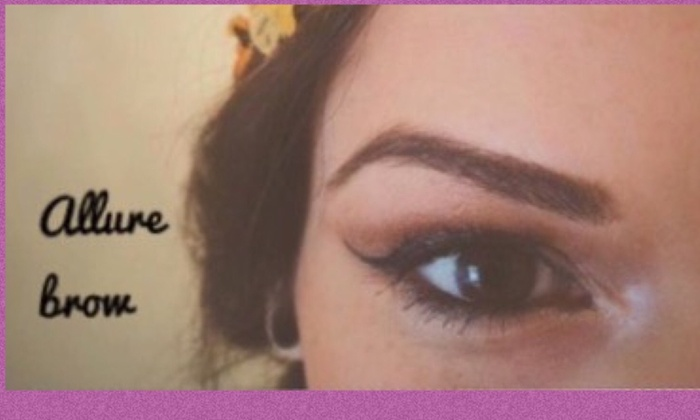 Allure Brow - Huntersville: Up to 50% Off Threading at Allure Brow