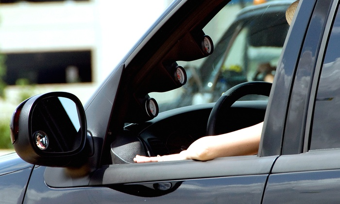 Superior Tint and Graphics - Katy Freeway Industrial Park: $144 for Car or Truck Window Tinting for Five Windows at Superior Tint and Graphics ($289 Value)