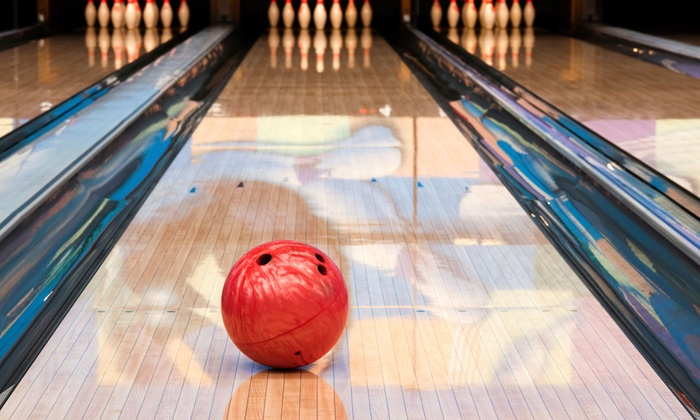 University Bowl - San Antonio: Bowling or Kids' Birthday Party at University Bowl (Up to 92% Off). Four Options Available.