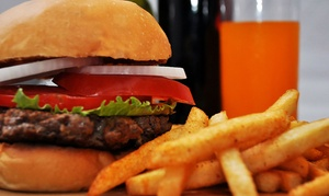82 American Diner: AED 120 to Spend on American Cuisine and Drinks for AED 59 at 82 American Diner(51% Off)