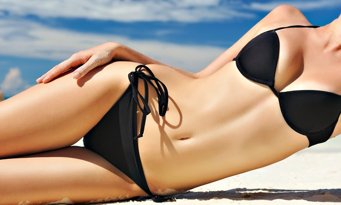 Bare - Center Square: One or Three Brazilian Waxes at Bare (Up to 56% Off)