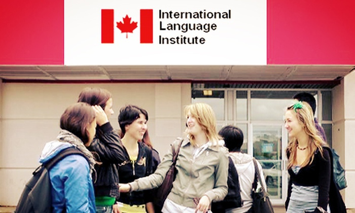 International Language Institute - South End: C$745 for Four Weeks of English Language Classes at International Language Institute (Up to $1,490 Value)