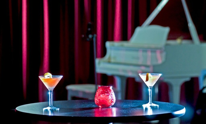 The Red Piano Lounge - Knoxville: 40% Off Tapas and Drinks at The Red Piano Lounge
