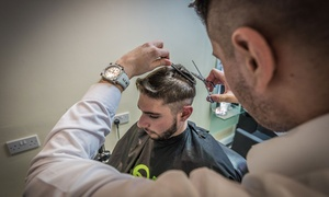Unique Hairdressing: Gents' Cut with a Conditioning Treatment and Optional Hot Towel Shave at Unique Hairdressing (Up to 54% Off)