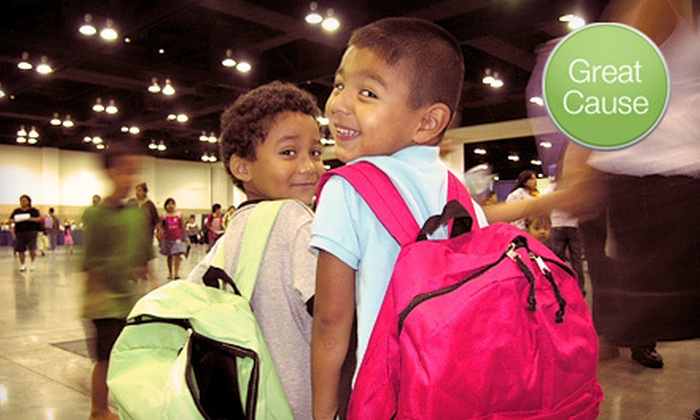 Tarrant County Back to School Roundup - Fort Worth: $10 Donation to Help Fund School Supplies