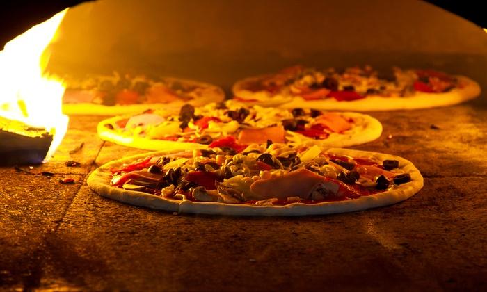 BASTIAN CONTRARIO - Roma: Menu pizza con bibita e dolce per 2 o 4 persone da Bastian Contrario (sconto fino a 69%)