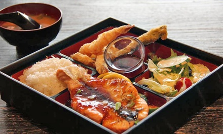 Japanese Dinner for Two or Four at Haru Izakaya              (Up to 39% Off). Two Options Available.