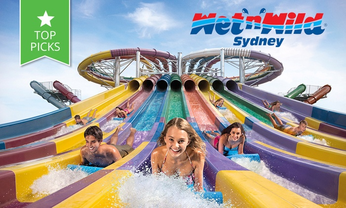 Sea World offers a full day of family fun and learning. Dive into a splashtacular family day out at Wet'n'Wild Gold Coast, where summer is endless and so is the fun. Book and Go today! – Simply take your email order confirmation to a Village Roadshow Theme Park ticket booth to receive your Pass.