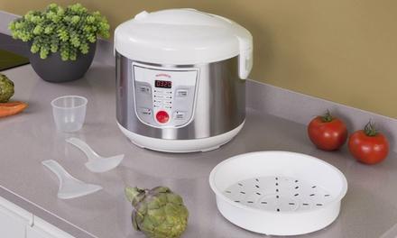 Robot da cucina NewcookMasterful a 29,98 € (79% di sconto)