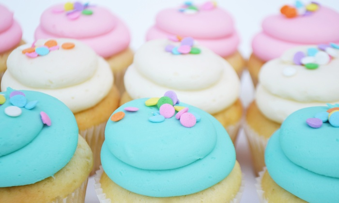 Bake Sale - Multiple Locations: One Dozen Cupcakes from Bake Sale (C$36 Value)