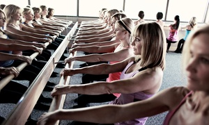 Pure Barre: Two Weeks or One Month of Unlimited Classes at Pure Barre (68% Off)