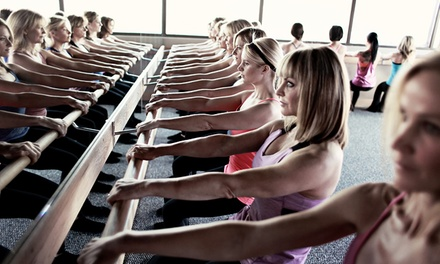 Two Weeks or One Month of Unlimited Classes at Pure Barre (59% Off)