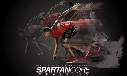 Up to 80% Off Group Training Classes at Spartan Core Training, LLC