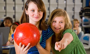 Bowling Alcalá: Celebración de cumpleaños con bolera y cena para 15 o 25 niños desde 74,95 € en Bowling Alcalá