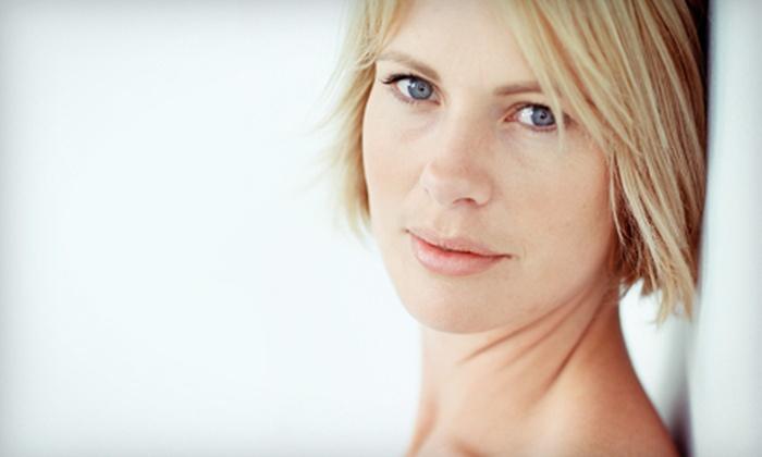 Organic Hair Design - Midtown: One or Three Organic Holiday Hydrating Facials at Organic Hair Design (Up to 64% Off)