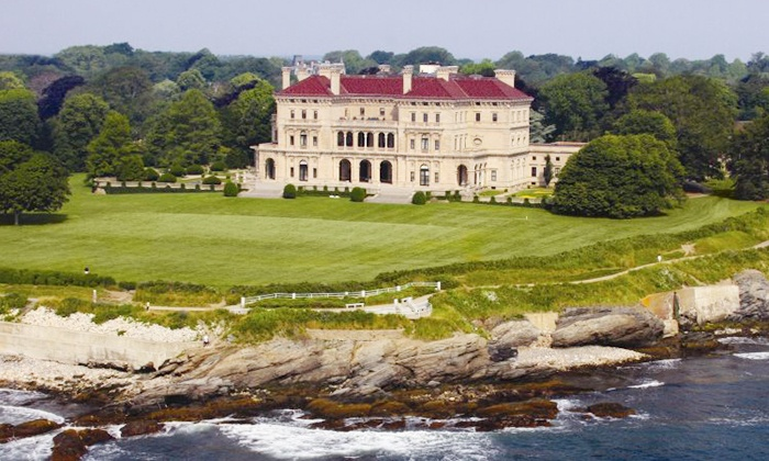 Preservation Society of Newport County - Multiple Locations: $55 for a Newport Mansions Family Membership from Preservation Society of Newport County ($90 Value)