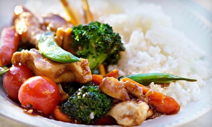 Singapura - Kips Bay: $10 Worth of Pan-Asian Food