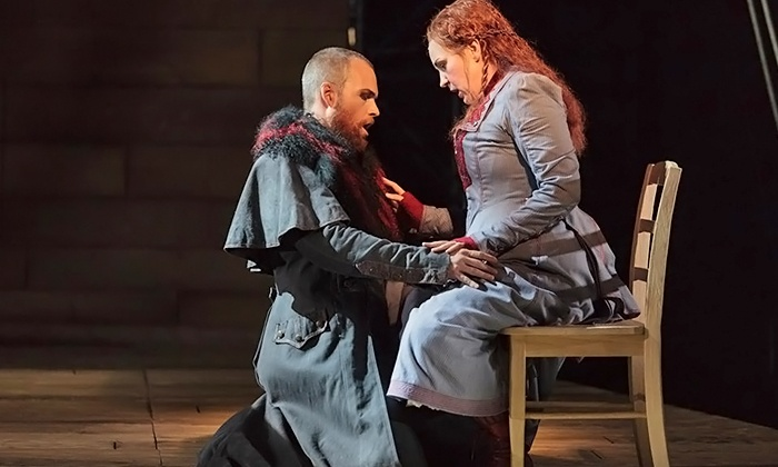 """""""The Flying Dutchman"""" - Hawaii Opera Theatre: Hawaii Opera Theatre's """"The Flying Dutchman"""" on February 13 or 17 (Up to 38% Off)"""