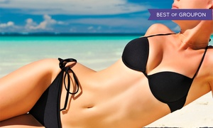 Aesthetic Advantage: Breast Augmentation with Saline or Silicone Implants at Aesthetic Advantage (Up to 49% Off)