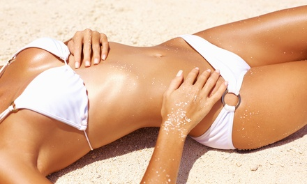 One or Three Custom Spray Tans from Bronzed Mobile Airbrush Tanning (51% Off)