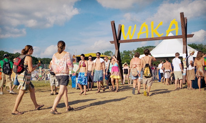 Wakarusa Festival - Mulberry Mountain: $139 for Two Days at Wakarusa Festival with Camping for Two in Ozark on June 2–3 (Up to $276.85 Value)
