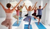 Up to 61% Off Yoga Classes at East Meets West Yoga Center