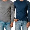 Gildan Men's Long Sleeve Cotton T-Shirt
