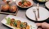 2-Course Fine Dining & Wine For 2
