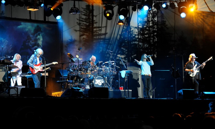 YES - Meadow Brook Music Festival: YES at the Meadow Brook Music Festival on July 22 at 8 p.m. (Up to 44% Off)