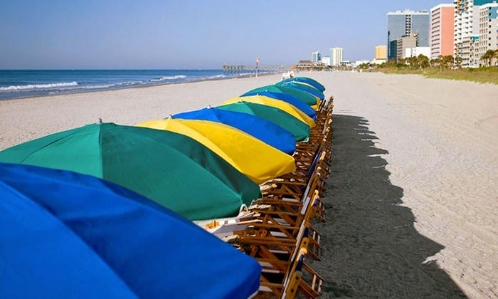 Mar Vista Grande - North Myrtle Beach, SC: Stay at Mar Vista Grande in North Myrtle Beach, SC. Dates Available into May.