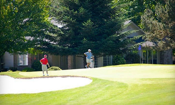 McNary Golf Club - Keizer: 18-Hole Round for Two or Four at McNary Golf Club (Up to 52% Off)