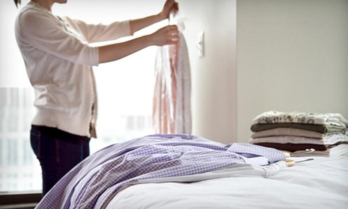 Ambassador Dry Cleaning & Laundry - Multiple Locations: $15 for $30 Worth of Dry Cleaning at Ambassador Dry Cleaning & Laundry