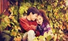 Element One Studio - Historic Downtown Littleton: $99 for Holiday Photo-Shoot Package with 25 Holiday Cards from Element One Photography ($254.25 Value)