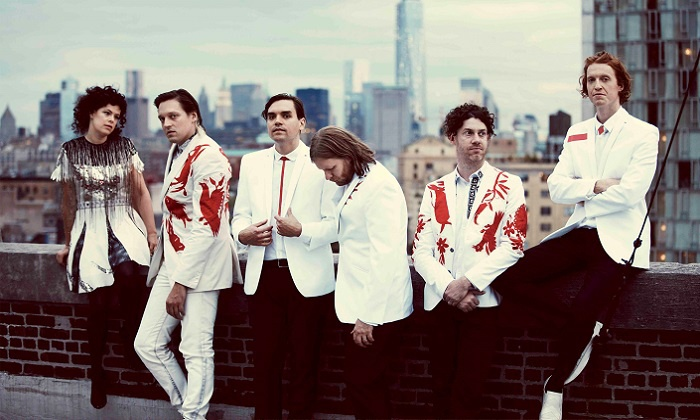 Arcade Fire - Verizon Center: Arcade Fire at Verizon Center on August 17 at 7:30 p.m. (Up to 45% Off)