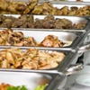 50% Off Catering