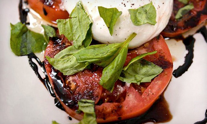 Front Porch Cafe - Front Porch Cafe: $20 for $40 Worth of International Comfort Food at Front Porch Cafe