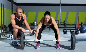 BeachFit CrossFit: $44 for 20 CrossFit Classes at BeachFit CrossFit ($270 Value)