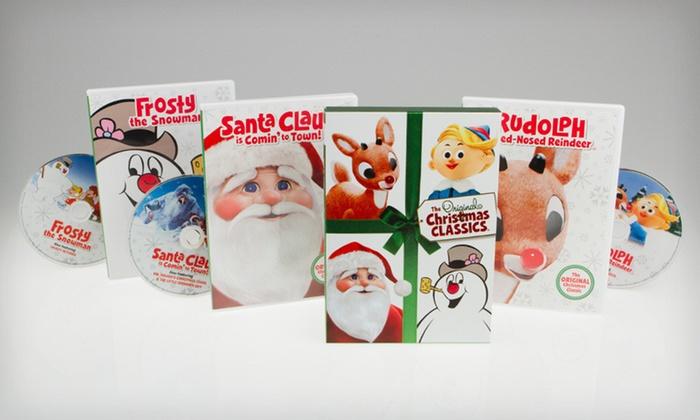 The Original Christmas Classics DVD Set: $18 for The Original Christmas Classics DVD Set ($36.66 List Price). Free Shipping and Free Returns.