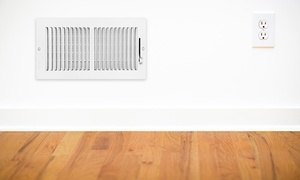 airblueservice: Air-Duct and Dryer Vent Cleaning with Attic Inspection from airblueservice (89% Off)