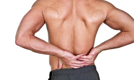 $65 for $140 Worth of One Consultation and Two Adjustments at Access Chiropractic